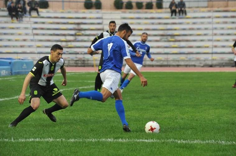 SFCD 0-2 Cartagena (jornada 28, 4-3-18)