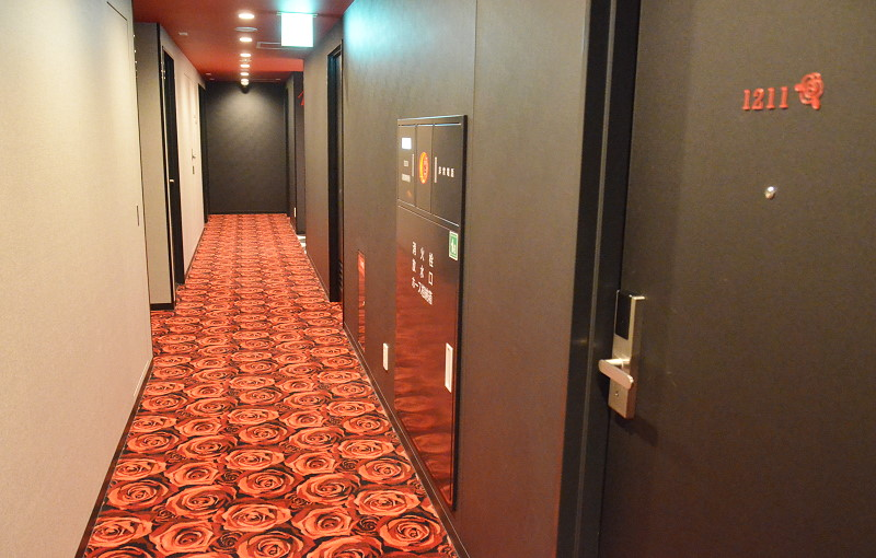 hotel wing