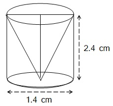 NCERT Maths Solutions For Class 10 Surface Areas and Volumes 13.1 16
