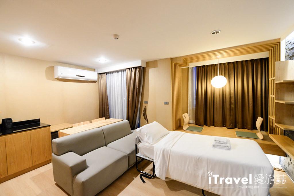 曼谷澤尼克飯店 ZENNIQ Hotel (5)
