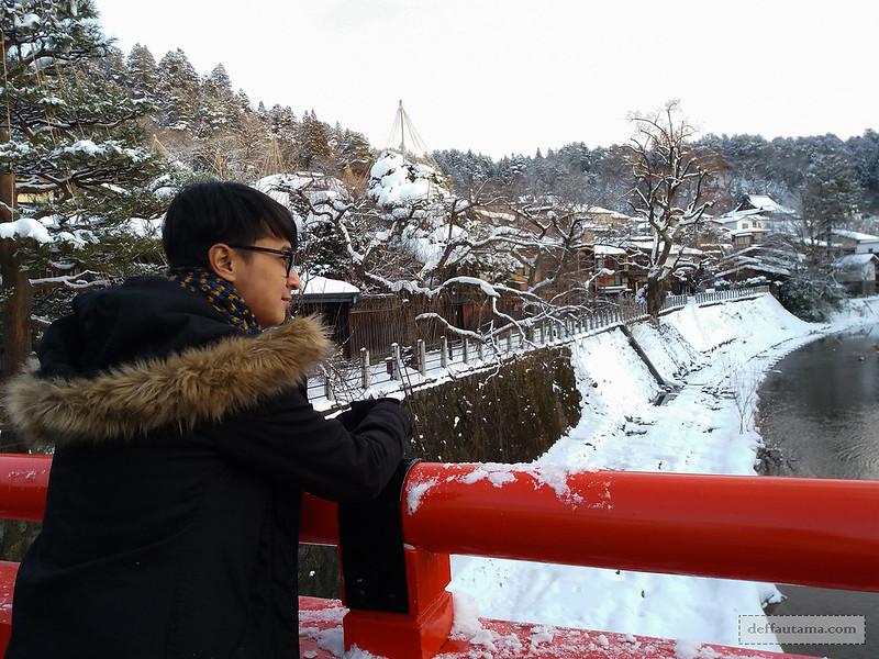 Babymoon ke Jepang - Nakabashi Bridge Spot 2