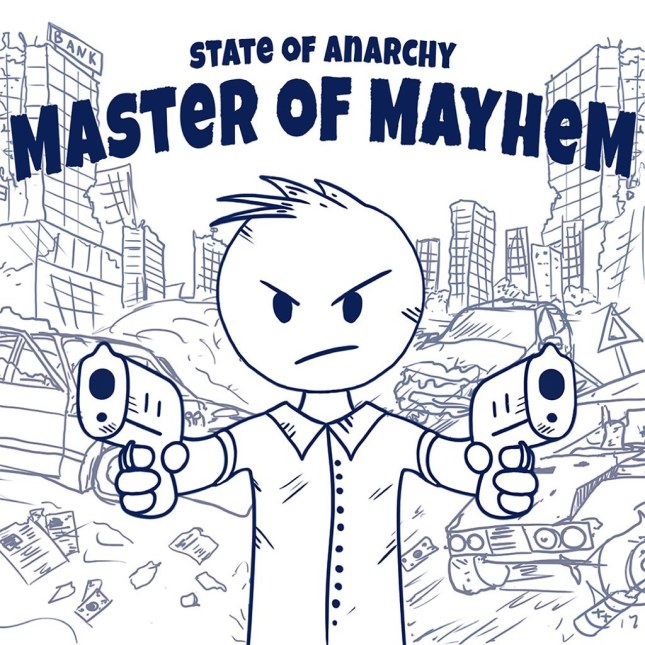State of Anarchy - Master of Mayhem