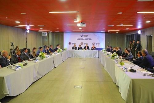 Presidente Vizcarra se reúne con gremios empresariales 24