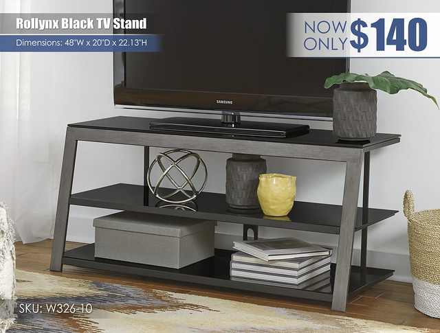 Rollynx TV Stand_W326-10