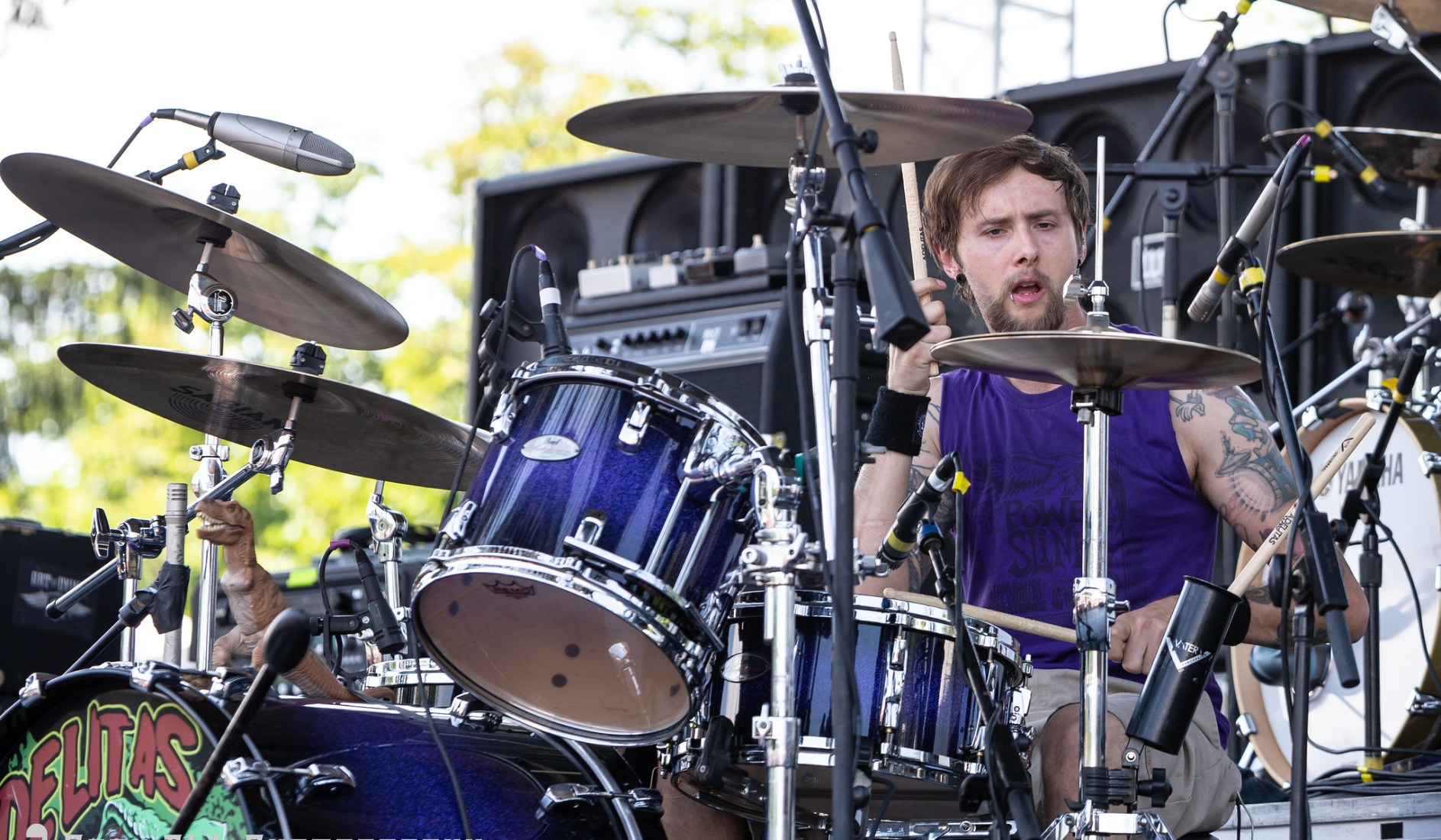 Adelitas Way - Inkcarceration Festival Day 3- Mansfield, OH - 7/15/18