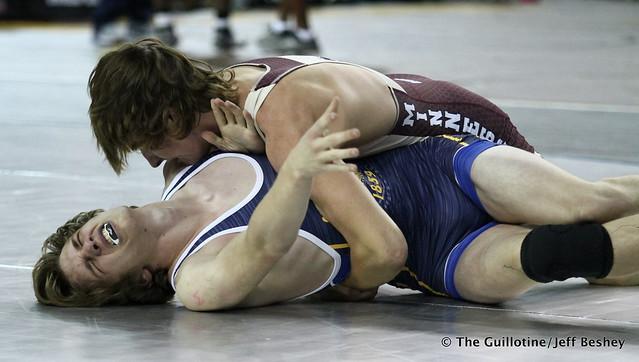 138 pounds Jack Gravelle of Minnesota 180719BJF0049