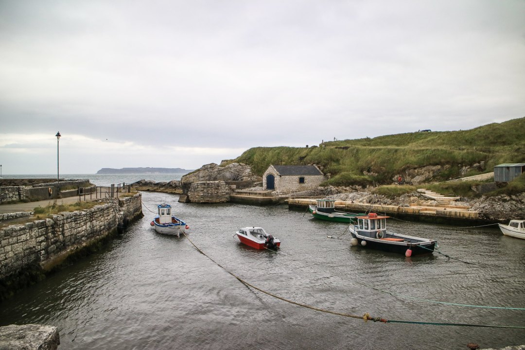 Ballintoy Harbour, Game of Thrones