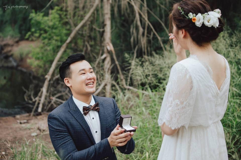 台南自助婚紗富智