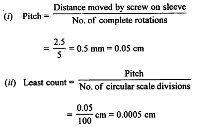 A New Approach to ICSE Physics Part 1 Class 9 Solutions Measurements and Experimentation 30.1