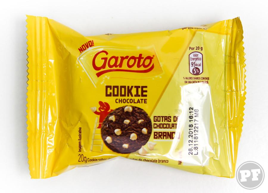 Garoto Cookie Chocolate por PratoFundo.com