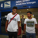 Axel Toupane Welcome to Piraeus