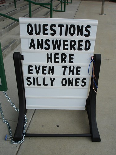 Questions Answered... by Travelin' Librarian