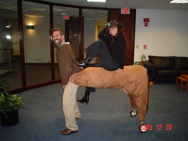 Centaur hijinx