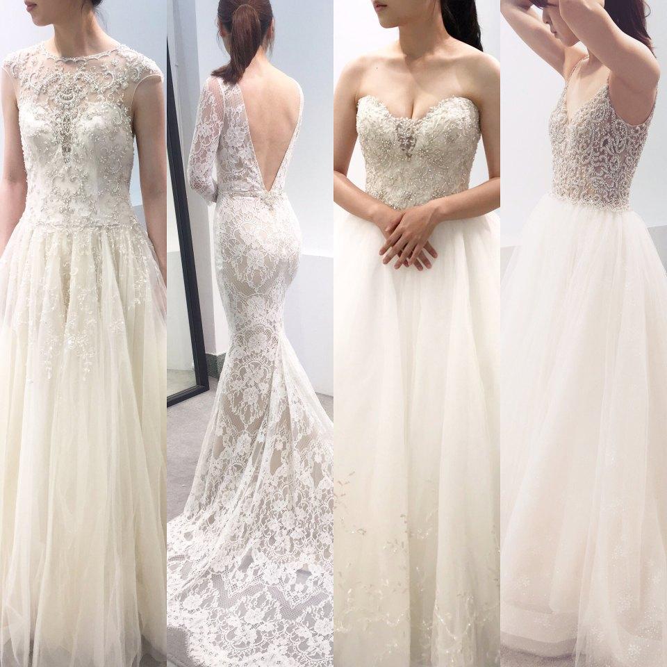 台南自助婚紗新款白紗