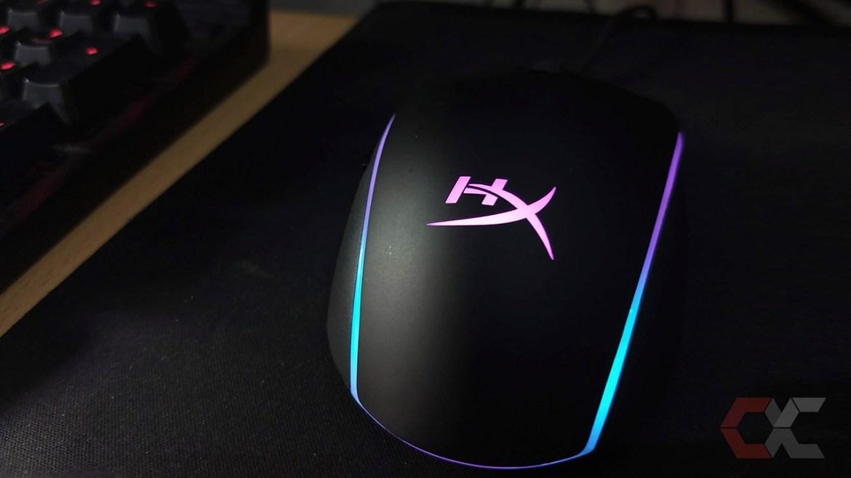 HyperX Pulsfire Surge RGB Overcluster 16