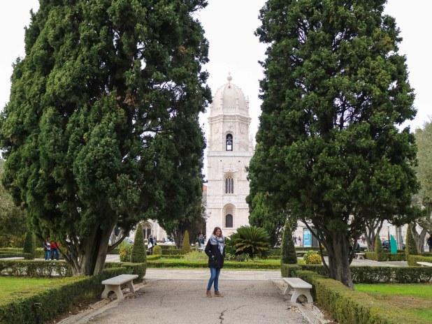Visitar Belém en Lisboa