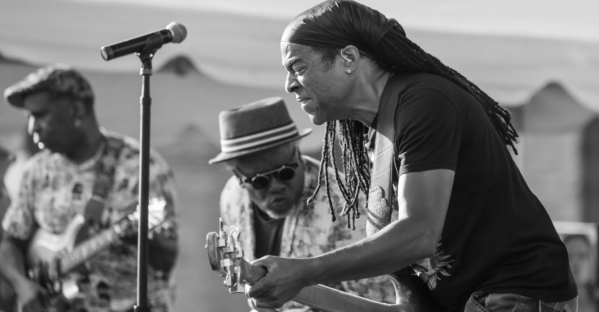Living Colour - Inkcarceration Festival Day 2 - Mansfield, OH - 7/14/18