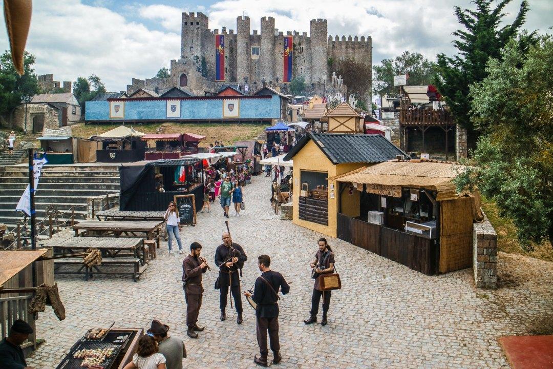 Óbidos Mercado Medieval