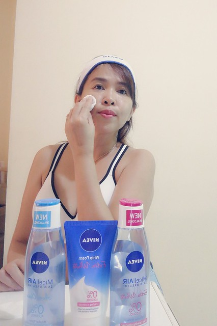 Nivea Cleansers