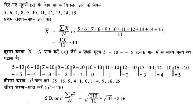 NCERT Solutions for Class 12 Geography Practical Work in Geography Chapter 2 (Hindi Medium) 3.3
