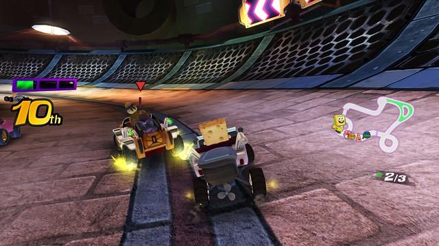 Nickelodeon Kart Racer - Koop