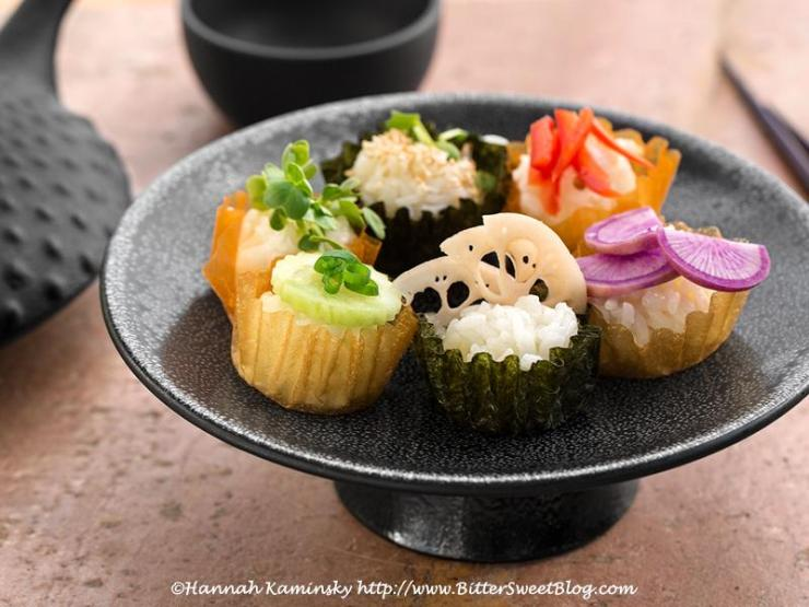 Sushi Cups for the Rest of Us