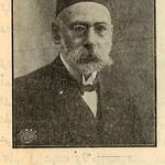 صورة الأستاذ جرجس فيلوثاؤس عوض كما نشرت في كتاب الاعتراف السري بقلمه
