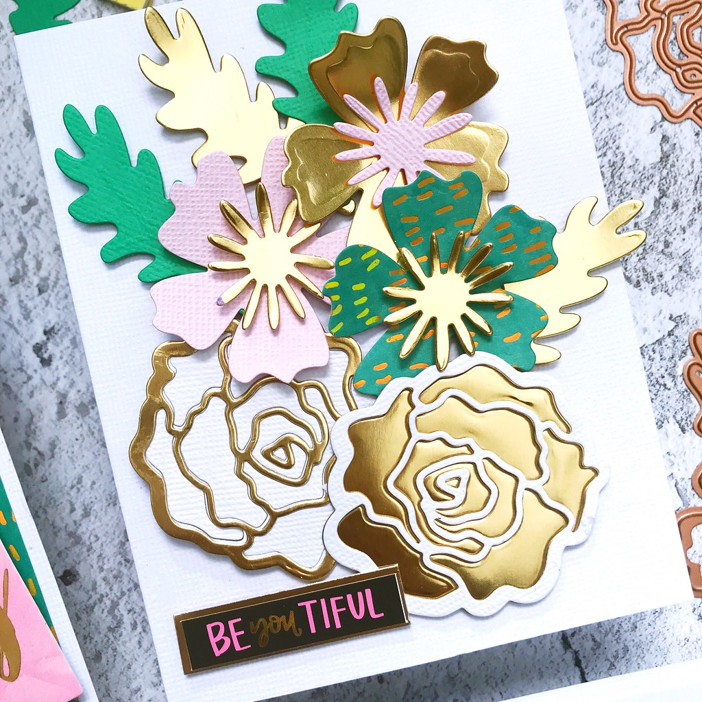 Spellbinders | August Card Kit of the Month | Rubeena Ianigro 06