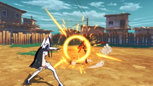 Kill La Kill - Satsuki Fight