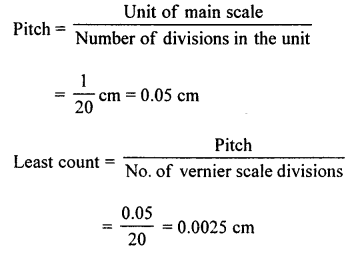 A New Approach to ICSE Physics Part 1 Class 9 Solutions Measurements and Experimentation 21.1