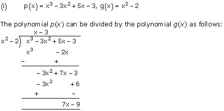 NCERT Solutions for Class 10 Maths Chapter 2 Polynomials 16