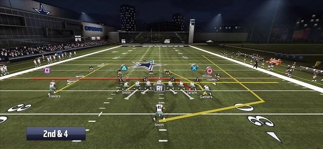Madden NFL 19 - Pässe