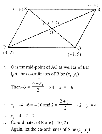 Selina Concise Mathematics Class 10 ICSE Solutions Chapter 13 Section and Mid-Point Formula Ex 13B 11