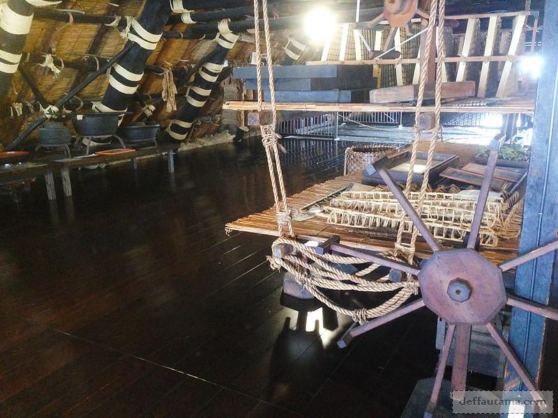 Babymoon ke Jepang - Wada House Lantai 2