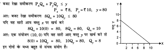 NCERT Solutions for Class 12 Microeconomics Chapter 2 Theory of Consumer Behavior (Hindi Medium) snq 7