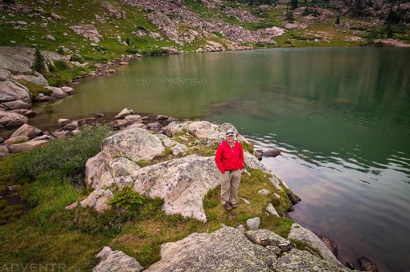Along the Shore of Gore Lake