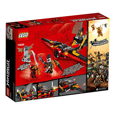 70650 - Destiny's Wing - back