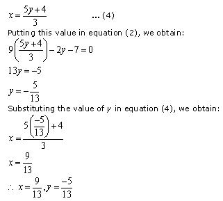 NCERT Solutions for Class 10 Maths Chapter 3 Pair of Linear Equations in Two Variables 57