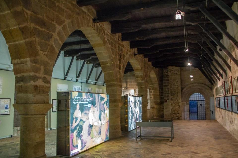 Cilla y Espacio Becquer Real Monasterio de Santa Maria de Veruela Zaragoza