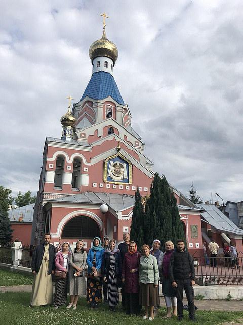 2018 07 Свято-Покровский храм в Ужгороде