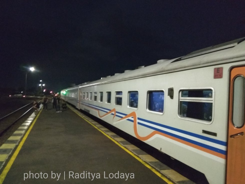 09 TRIP REPORT KERETA API JAYABAYA 3(TEGAL CEPU) - STASIUN WELERI 2