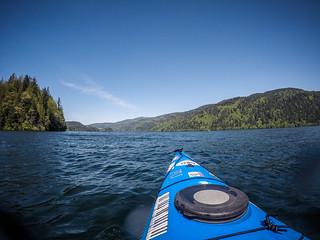 Lake Whatcom Paddling-24