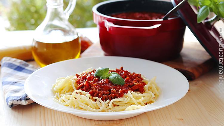 spaghete bbolognese