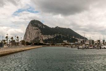 Mijn uitvalsbasis voor een bezoek aan The Rock, oftewel Gibraltar.