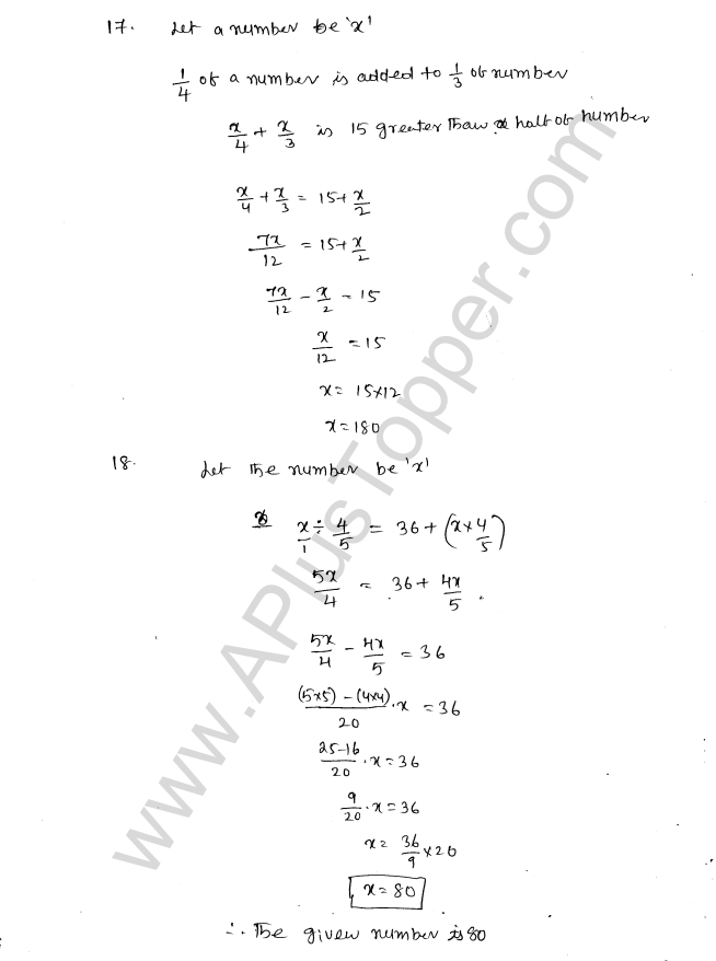 ML Aggarwal ICSE Solutions for Class 8 Maths Chapter 1
