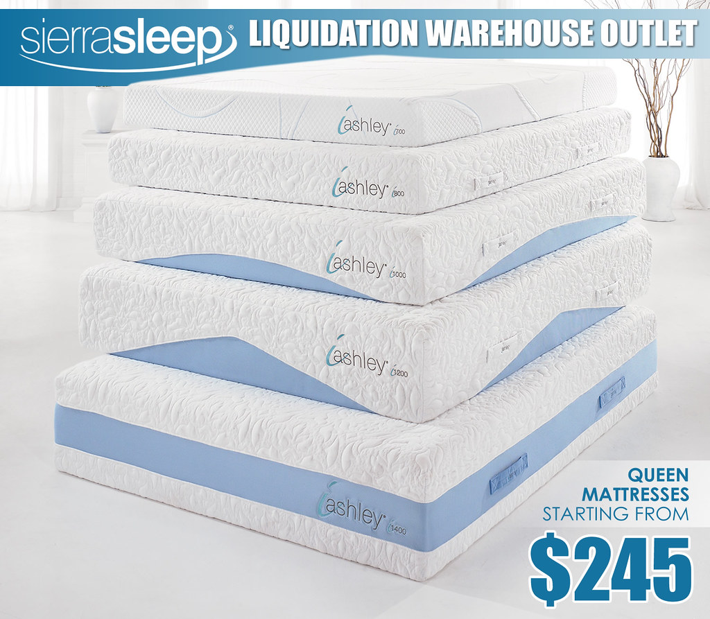 SierraSleep MattressStack LiquidationOutlet_Simplified