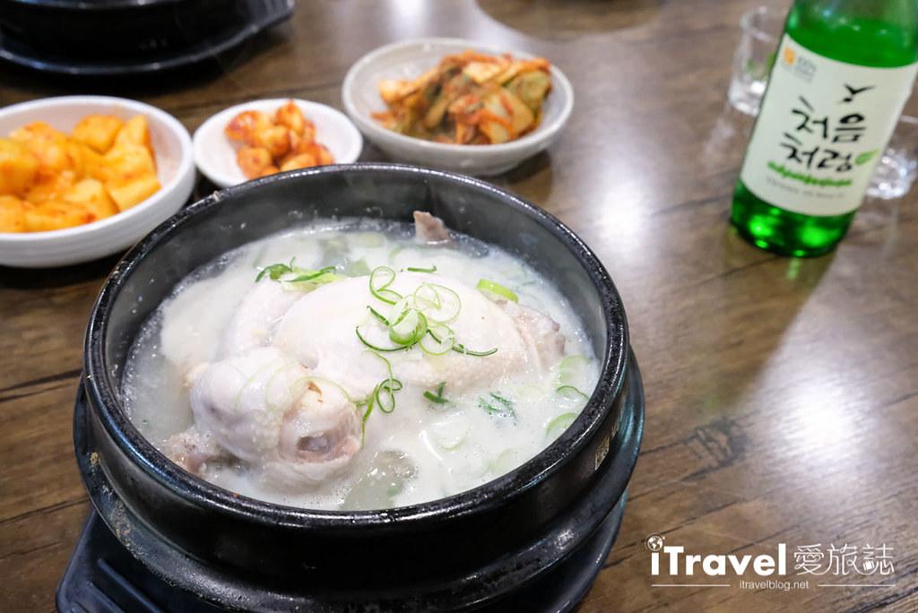 首爾美食餐廳 北村百年土種蔘雞湯 (22)