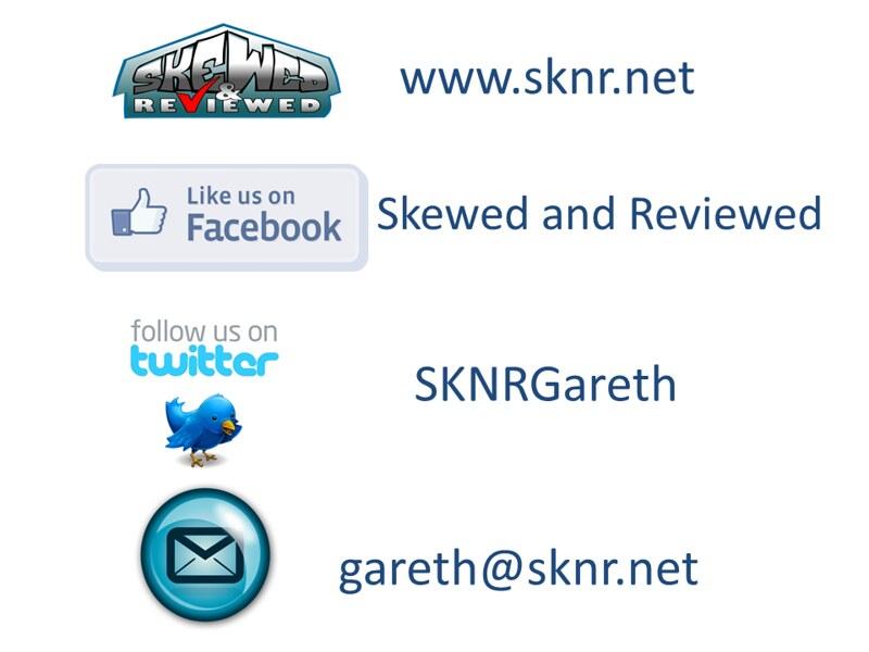 SKNR Contact Info