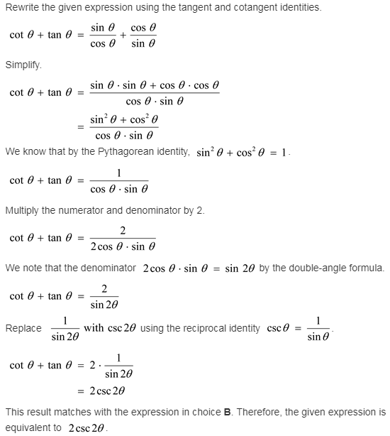 larson-algebra-2-solutions-chapter-14-trigonometric-graphs-identities-equations-exercise-14-7-27e
