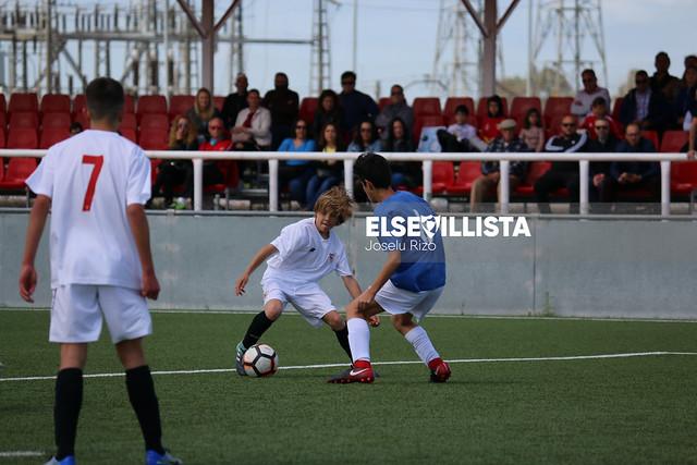 Sevilla FC - FB Carmona (3ª Andaluza Infantil G.1